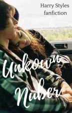 Unknown Number~ Harry Styles [ Book One ] ✔ by kimieaton143