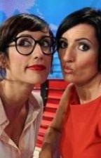 Ana Morgade y Silvia Abril,¿algo real? by VanessaSecoSierra