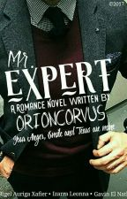 Mr. Expert by OrionCorvus