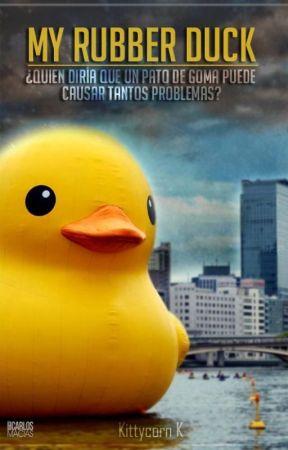 My Rubber Duck by KittycornK