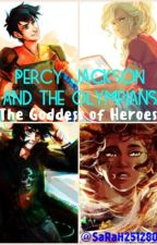 Percy Jackson and The Olympians                                   The Goddess of Heroes by SaRaH251280