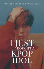 I Just Bought a Kpop Idol [BTS Fanfic] by theaclarise
