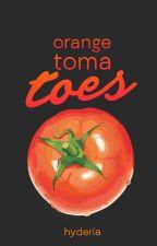 Orange Tomatoes by Hyderia