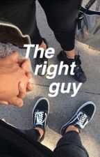 The right guy ~ Jakob Delgado by waitvoidstiles