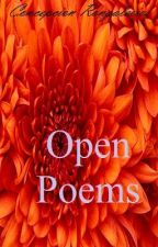 """""""Open Poems"""" by GoodConnie"""