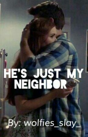 He's Just my Neighbor [Stydia] by wolfies_slay_