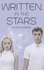 written in the stars / original sci-fi | i.p by marshmallow-muke