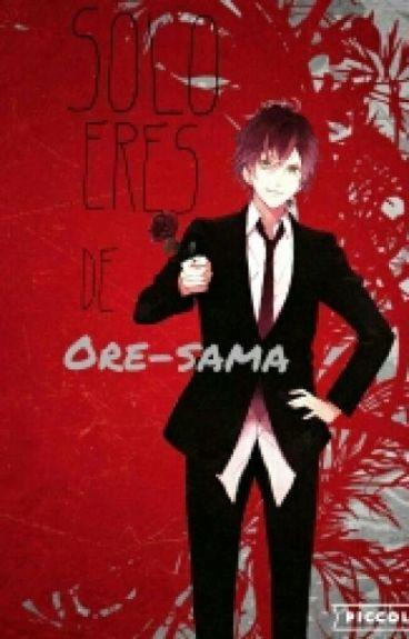 Solo eres de Ore-sama【Ayato y Tu】
