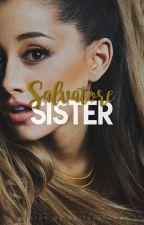 Salvatore Sister  (Klaus & Elijah)( Editing ) by -padfootblack