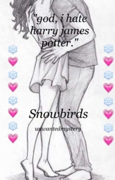 Snowbirds {harry and hermione} COMPLETED