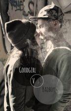 Goodgirl vs Badboy by adina1710
