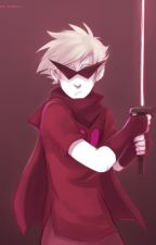 Protect Me, My Prince ((A Dirk Strider X Reader Fanfic)) by _thi3f_0f_h34rt_