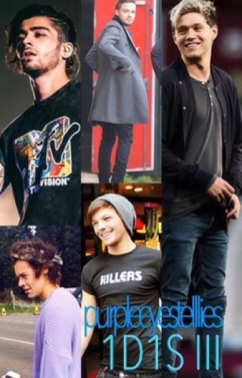 One Direction One Shots - Volume III