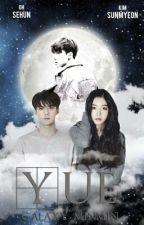Yuè ➳ Oh Sehun【Short story】 by Galaxy_minmin