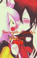 Five nights at freddy's ! na escola! (Em andamento e correção). by lilica28o