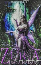 Zuria (saga hadas 2) by Scarlett1717