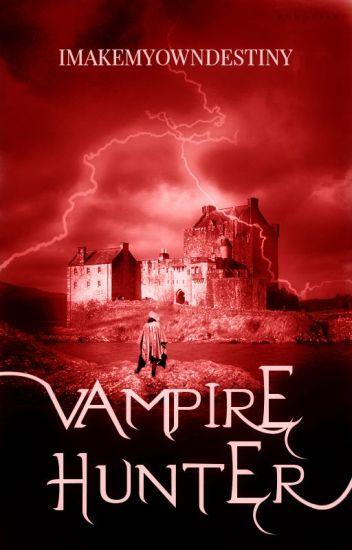Vampire Hunter (Hunter, #1)