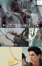 GOLDEN HEART• J.C by Alfreddylove