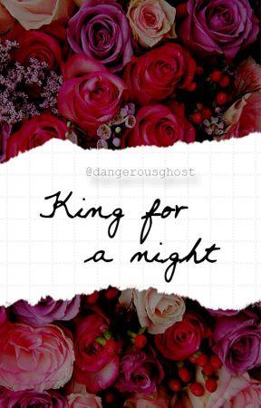 King For A Night || Kellic by dangerousghost