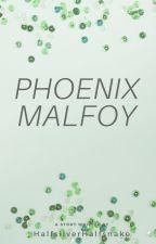 Phoenix Malfoy by halfsnakehalfsilver