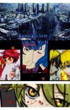 Apocalipsis Love 2 [FNAF] «El poder de Plushtrap» by Iruze_13_FNAF