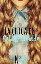 La chica de cabello dorado by Comolasrosas