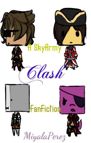 """Clash"" ~JinMau~ SkyArmy x Minecraft Diaries Collab"