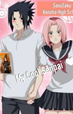"SasuSaku ""My Cool Senpai"" by Deandrash"