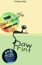 The Paw Print  by Debismita