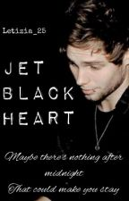 Jet black heart || l.h One Shot by Letizia_25