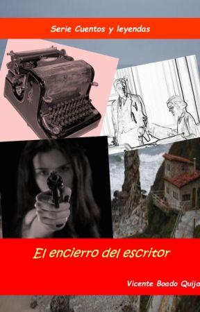 El encierro del escritor by vicentb