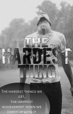 The Hardest Thing by mr_dos