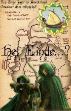 Het einde...? (Grijze jager/ Broederband fan-fiction) by robintje1q2