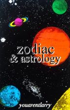 zodiac & astrology by youarentlarry