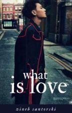 حياتي مع اكسو (what is love) by ZinebOtaku