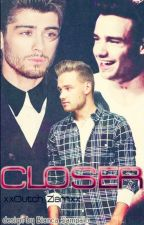 Closer ✦ Ziam (mpreg) by paynexotico