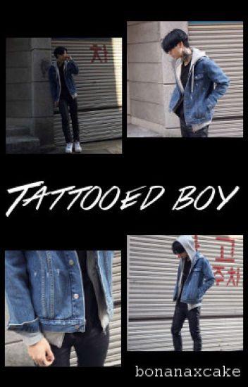 Tattooed Boy.