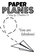 Paper planes by pandalov33r