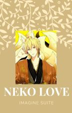 Neko Love by gouawesomeswimmer123