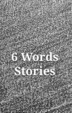 6 Words Stories by RayRayy_