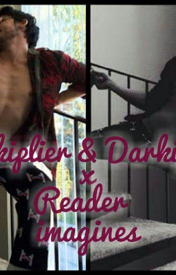 Markiplier & Darkiplier x Reader ImAgInEs