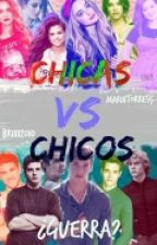 Chicas Vs Chicos by MariiiTorres5