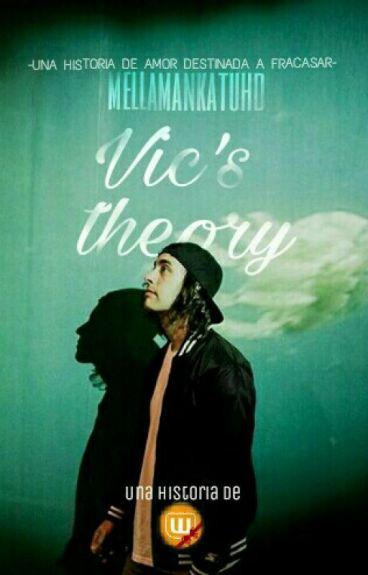 Vic's theory © → Vic Fuentes
