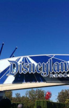 it all started at Disneyland by hanayocuteness
