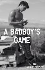 A badboy's game. by Hannelore500