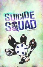 Suicide Squad ► PTX AU by melissasbenoist
