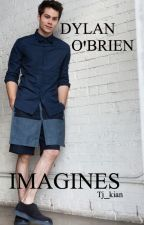 Dylan O'brien imagines by tj_kian