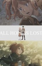 All Hope Is Lost [AoT fanfic] Levi x OC by GirlOnFire112900