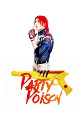 Party Poison (Gerard Way) by MindlessSpineless