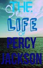 The Secret Life Of Percy Jackson by brokenlikeastitchis